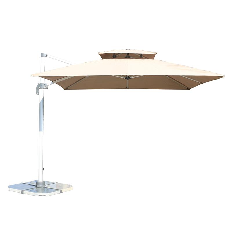 MYB-003-I Doble paraguas romano pequeño (paraguas grande)