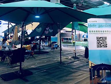En septiembre de 2019, la compañía participó en la Exposición internacional de equipos deportivos, de camping y jardinería